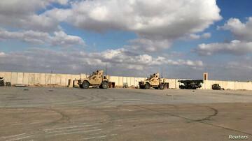 آمریکا حمله به پایگاه عینالاسد را تایید کرد