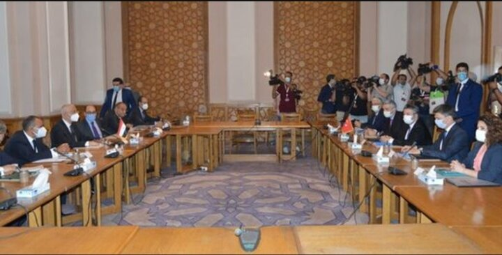 ترکیه و مصر برای مذاکره درباره ترسیم مرزهای دریایی توافق کردند