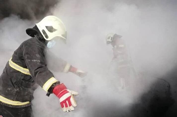 علت اصلی آتش سوزی در شرکت «تاژ» قزوین مشخص شد