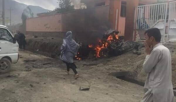 تصاویری از انفجار خونین در نزدیکی یک مدرسه در کابل / فیلم