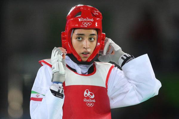 ناکامی کیمیا علیزاده در کسب سهمیه المپیک توکیو