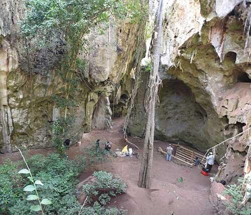 کشف گور ۷۸هزار ساله در کنیا
