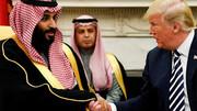 لو رفتن نقش ترامپ در اسناد محرمانه عربستان