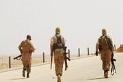 شهادت ۲ نیروی حشد شعبی در پی یورش داعش به سامرا