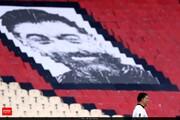 پیام دردناک AFC با عکسی از علی انصاریان و مادرش