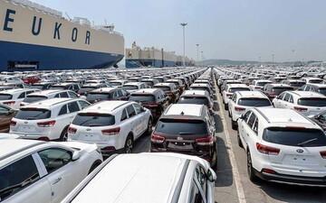 خودروهای خارجی در بازار ایران ارزان شدند