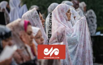 نحوه برگزاری نماز عید سعید فطر مشخص شد