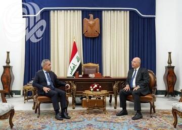 برهم صالح در تلاش برای اصلاح قانون اساسی عراق