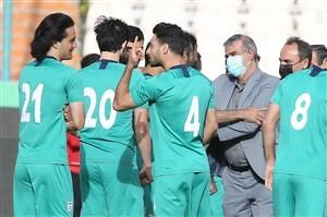 واکسیناسیون تیم ملی فوتبال از فردا آغاز میشود