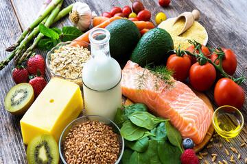 لیست خوراکیهایی که نباید با هم مصرف شوند