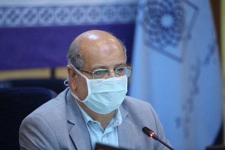 مرکز واکسیناسیون خودرویی در تهران راهاندازی شد