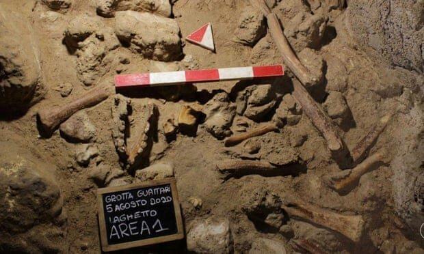 باستان شناسان بقایای ۹ انسان نئاندرتال را کشف کردند