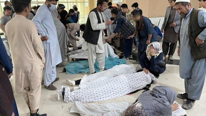 آمار قربانیان حمله تروریستی به مدرسه دخترانه در کابل به ۵۸ نفر رسید