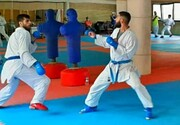 اردوی تیم ملی کاراته آقایان از امروز آغاز میشود