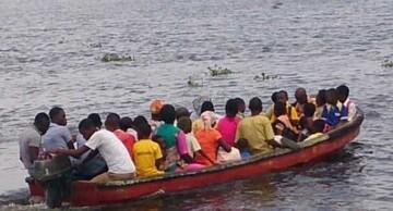 ۲۸ کشته در پی واژگونی یک قایق در نیجریه
