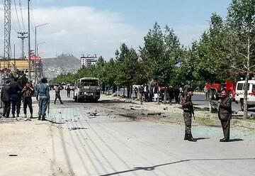 کشته شدن ۲۵ نفر بر اثر انفجار اتوبوس در جنوب افغانستان