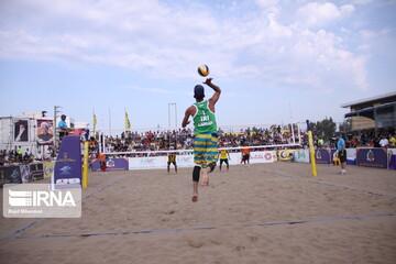میزبانی تایلند از مسابقات والیبال ساحلی انتخابی المپیک