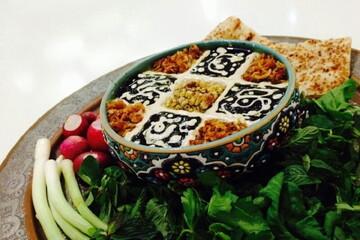 حلیم بادمجان غذای مجلسی و اصیل اصفهان + طرز تهیه
