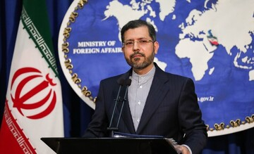 خطیب زاده: ایران هیچ کشتی حامل سلاح به یمن نفرستاده است