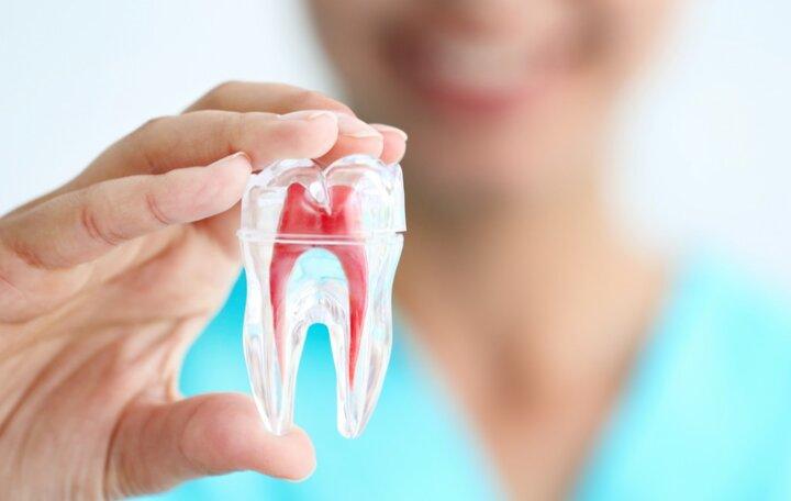 شستوشوی ریشه دندان با عصاره سیر
