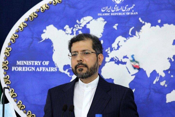 دولت عراق به وظایف خود در صیانت از اماکن دیپلماتیک ایران با کمال دقت عمل کند /  آمریکا بخش عمدهای از کاری که باید انجام بدهد را قبول کرده است