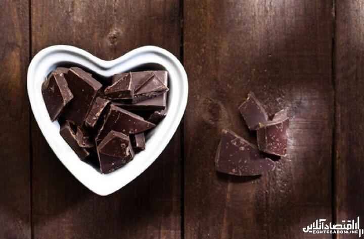 تاثیر مصرف شکلات تلخ در پیشگیری و درمان افسردگی