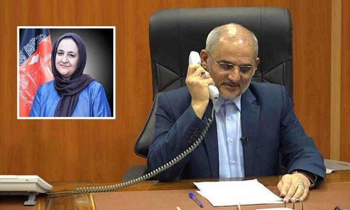 پیام تسلیت حاجیمیرزایی به سرپرست وزارت معارف افغانستان