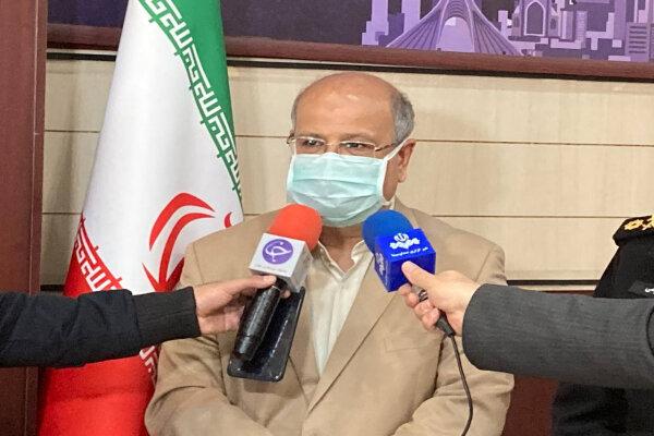 افزایش دوباره آمار مبتلایان کرونا در تهران طی هفتههای آتی