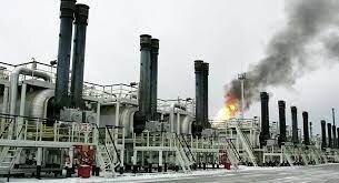 آتش سوزی مهیب در بزرگترین میدان نفتی کویت
