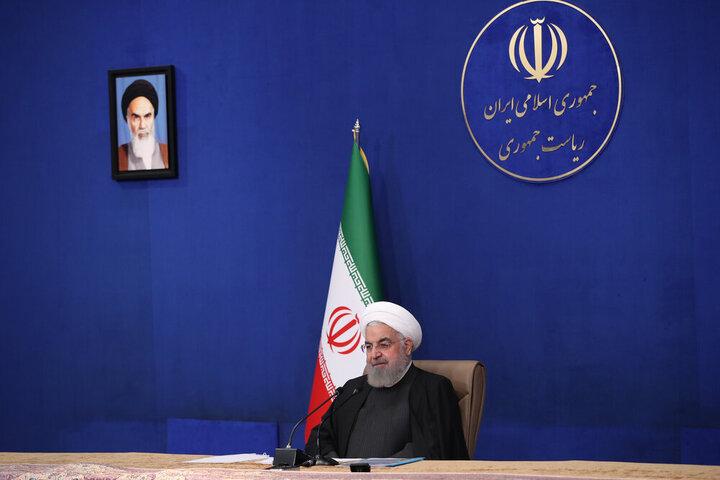 رییس جمهور: هم میدان متعلق به ملت ایران است و هم دیپلماسی