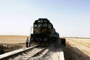 برخورد وحشتناک قطار با پراید در شهرری / فیلم