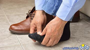 علت بروز بیحسی یا گزگز پاها چیست؟