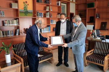 انتصاب علی نصیریان به عنوان رییس گروه نمایش و ادبیات نمایشی فرهنگستان هنر