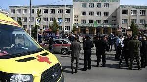 ۱۱ کشته بر اثر تیراندازی در کازان روسیه