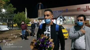 بازیکن فوتبال مجوز خروج از ایران را دریافت کرد