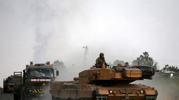 یک سرباز ترک در ادلب سوریه کشته شد