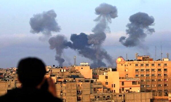 بنی گانتز دستور ادامه حملات به غزه را صادر کرد