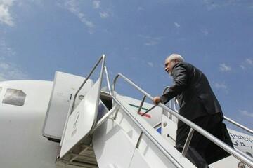ظریف به سوریه سفر کرد