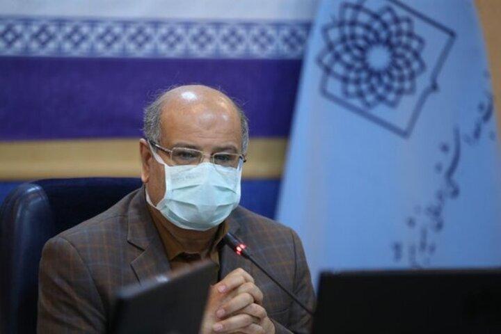 صدور هر گونه مجوز خروج از استان تهران متوقف شد | شناسایی ۱۰۵۰ بیمار جدید مشکوک به کرونا در تهران