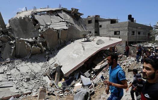 شهادت چند تن از فرماندهان حماس در حملات رژیم صهیونیستی