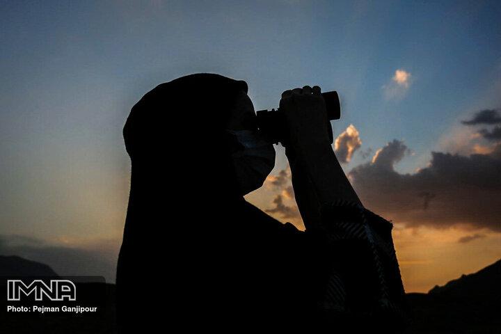 رصد هلال ماه توسط ۸ گروه در تهران /  زمان دقیق عید فطر نیم ساعت پس از اذان مغرب اعلام میشود