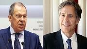 گفتوگوی تلفنی وزرای خارجه آمریکا و روسیه