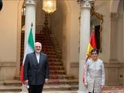 دیدار وزرای خارجه ایران و اسپانیا در مادرید
