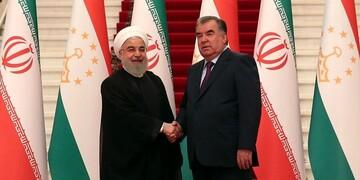 پیام تبریک عید فطر رییسجمهور تاجیکستان به روحانی