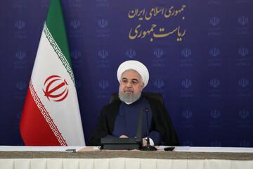 روحانی: واکسن نزدهام چون هنوز نوبتم نشده است / فیلم
