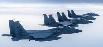 استقرار جنگندههای اف-۱۸ آمریکایی در عربستان