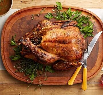 مرغ شکمپر بدون فر + طرز پخت