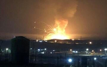 انفجار مرگبار در مراسم نماز جمعه در کابل با ۱۲ کشته