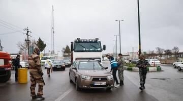 جریمه شدن ۲۵۰۰ خودرو در تعطیلات عید فطر در جادههای شمال کشور