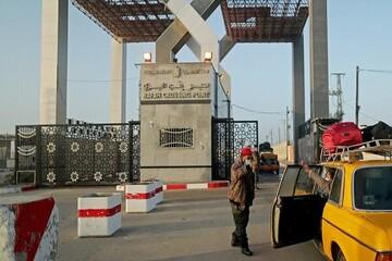 تصمیم مصر برای بازگشایی گذرگاه رفح